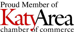 Proud Members of The Katy Area Chamber of Commerce