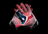 Texans glove