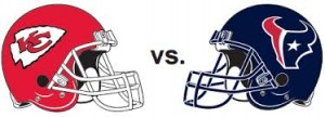 Texans vs Kansas City Chiefs